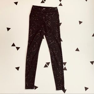Joy Lab XS Black Celestial Leggings